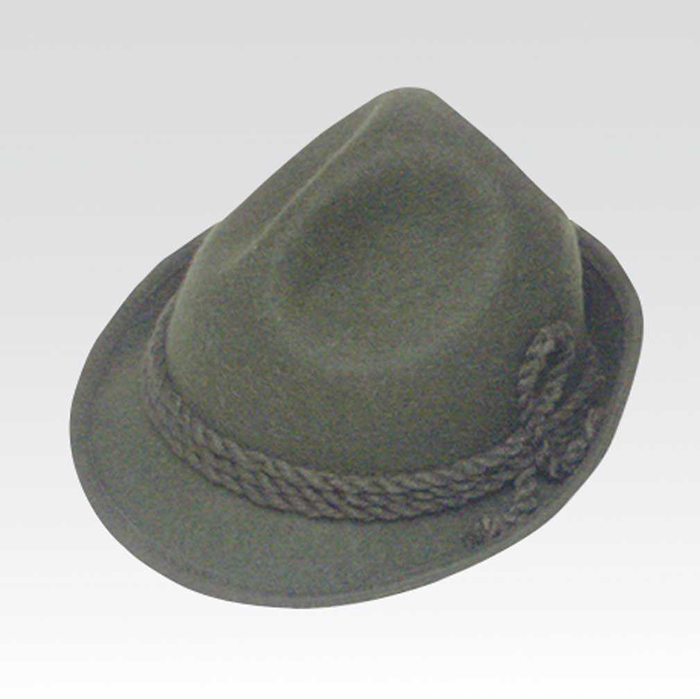 Traditional Alpine Hat-Loden Green