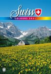 Swiss Colours Calendar 2021