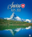 Swiss Alps Calendar 2021