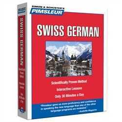 Learn Swiss German (5-CD's)