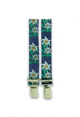 Classic Edelweiss Suspenders/children