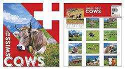 Swiss Cows 2018 Calendar