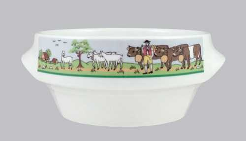 Alpage Pattern - Cereal/Soup Bowl