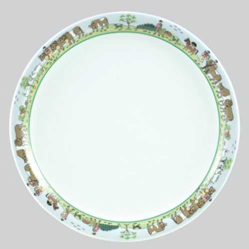 Alpage Pattern - Large Dinner Plate