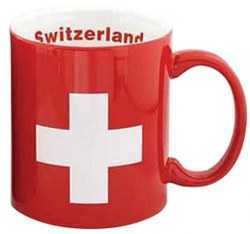 Switzerland - Swiss National Mug