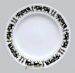 Alp Pattern - Serving Platter