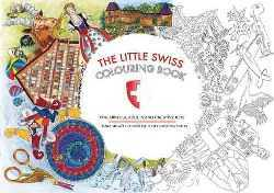 Little Swiss Coloring Book