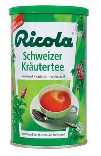 Ricola Herbal Tea
