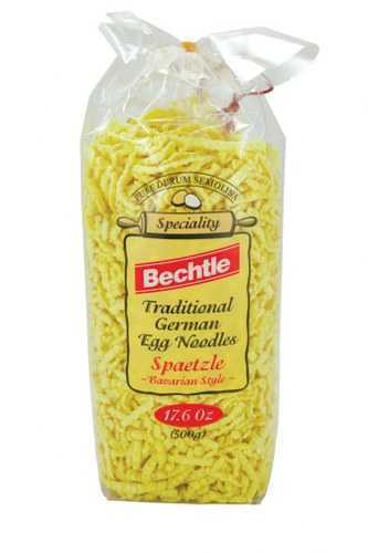 Spaetzle - Traditional German Egg Noodles
