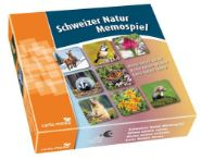 Swiss Nature Memory Game