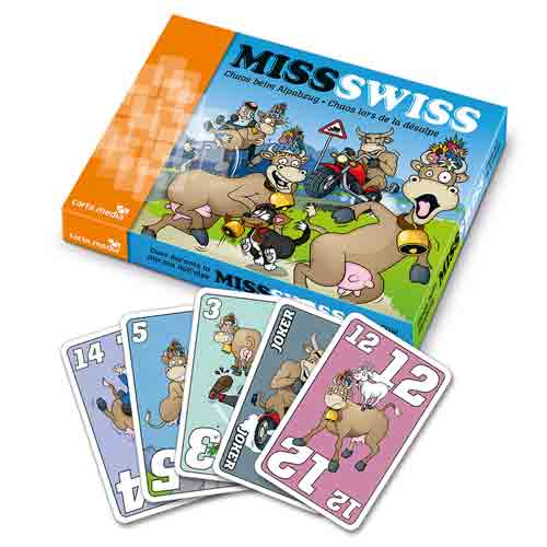 Miss Swiss-Chaos at the Alpabzug Game