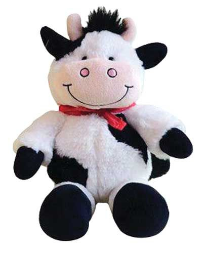Holstein Cwo Stuffed Toy