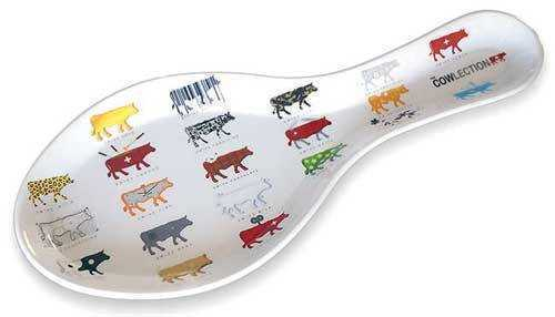 Cowlection Cows Spoon Rest