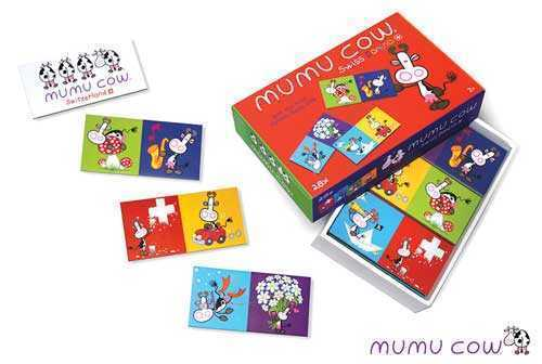 Mumu Cow Domino Game