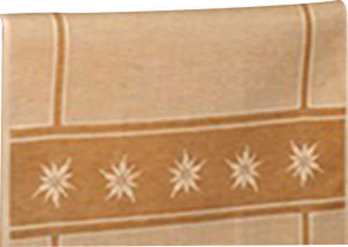 Edelweiss Kitchen Towel - light brown
