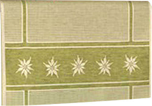 Edelweiss Kitchen Towel - light green