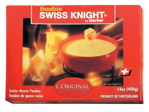 Swiss Knight Cheese Fondue Mix