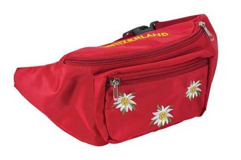 Fanny Pack-Red
