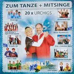 """Zum Tanze + Mitsinge, 20 x Urchigs"""