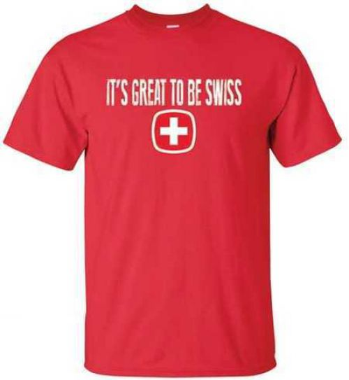It's great to be Swiss Kids T-Shirts