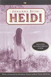 Heidi Book by Johanna Spyri