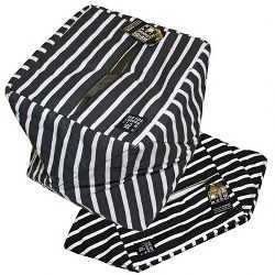 Insulated Potato Bag- Black and White