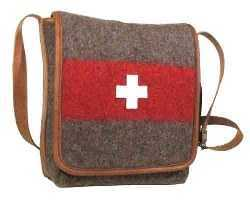Swiss Army Recycling Courier Bag 43