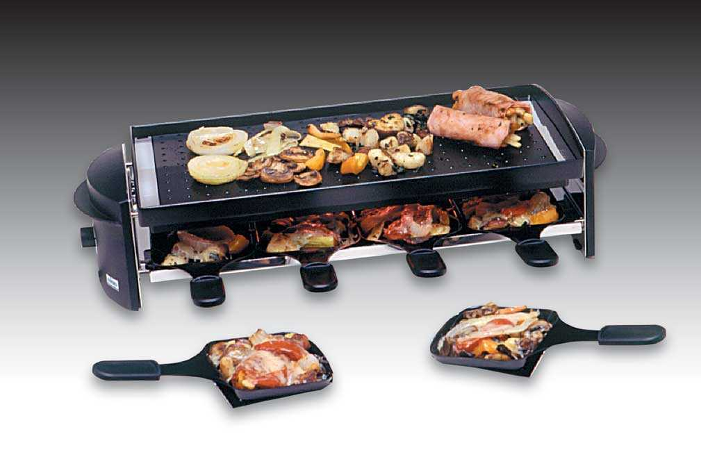 Stockli Classic Raclette Grill Raclette Grills Esther