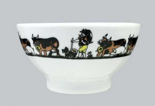 Lioba Pattern - Soup/Cereal Bowl