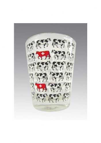 Shot Glass with multi Cows