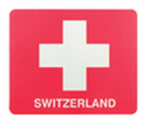 Swiss Mouse Pad