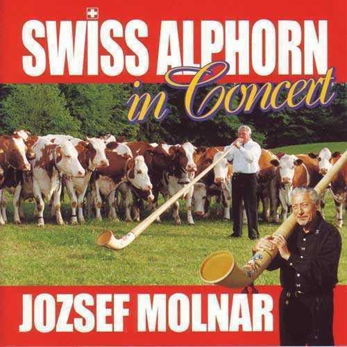 Swiss Alphorn in Concert