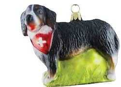 Bernese Dog Ornament
