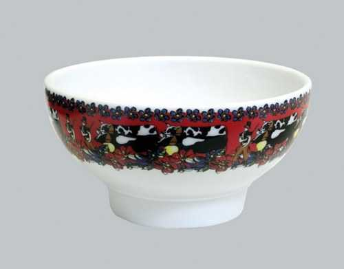 Poya Pattern Soup/Cereal Bowl