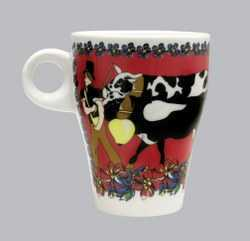 Poya Pattern - Mug 8 oz