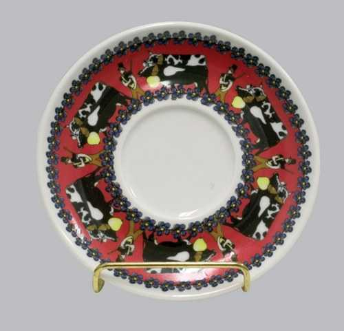 Poya Pattern - Regular Saucer