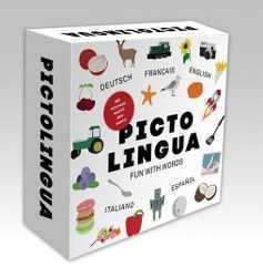 Picto Lingua Board Game