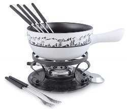 Heidi Alpine Cheese Fondue Set