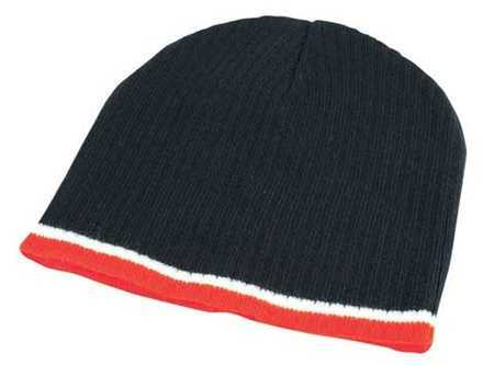 Swiss Knit Hat - Black