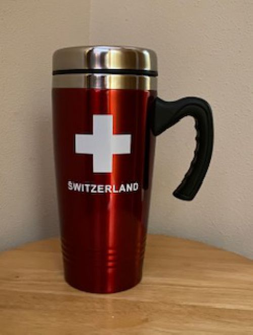 Travel Thermos Mug