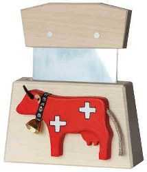 Red Cow Cheese Knife
