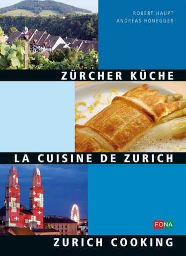 Regional Cookbook - Zurich