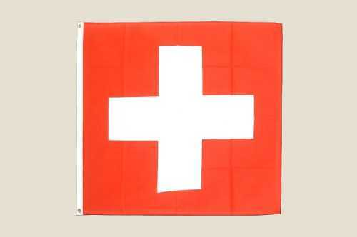 Swiss National Outdoor Flags